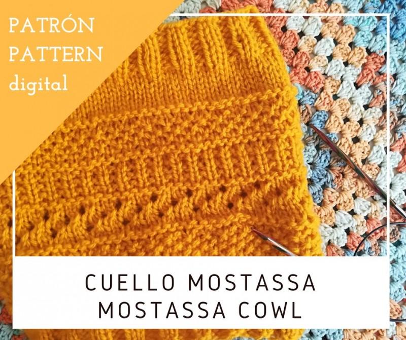 Mostassa Cowl - Pattern