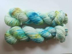 Knit Yang - Blue Mojito