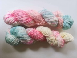Knit Yang - Flor de invierno