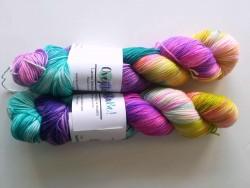 Sock&Roll - Ovejita Be! fluor