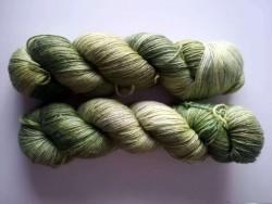 Knit Yang - Greenery