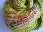 Lana The Special One, 100% merino, fingering, 1 hebra